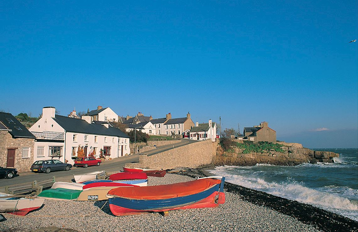 Moelfre, Anglesey