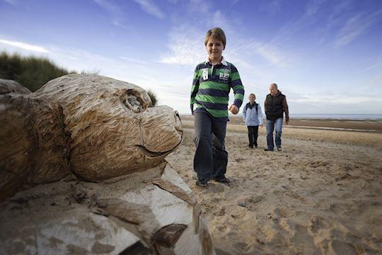 Gronant Dunes - Visit Wales