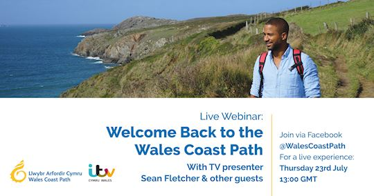 Wales Coast Path Welcome Back Webinar