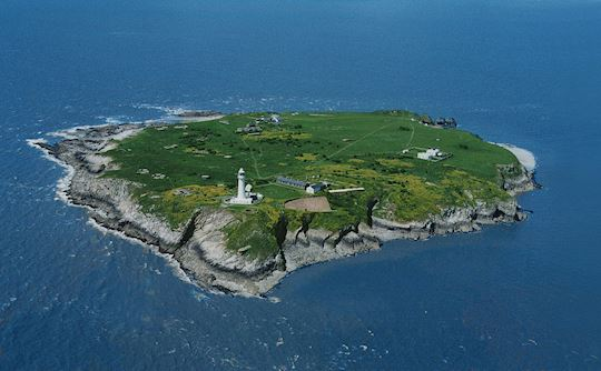 Flatholm Island