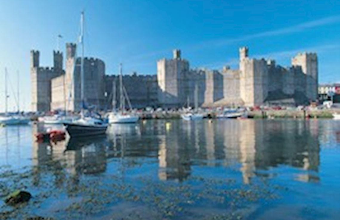 Caernarfon Castles