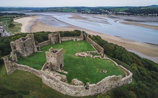 Castell Llansteffan