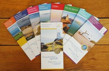 Wales Coast Path / Interactive Coast Path Map