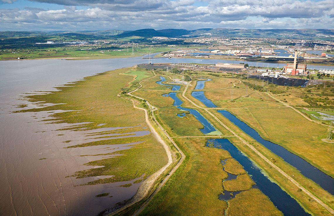 Newport Wetlands - Visit Wales