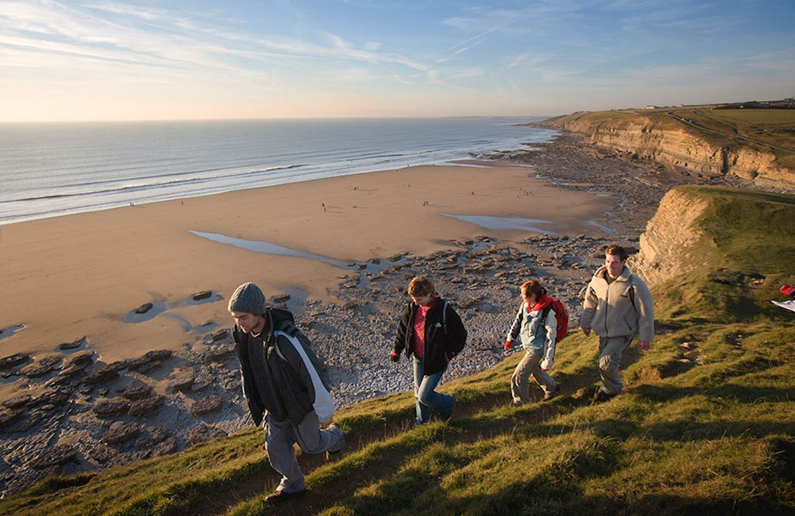 Glamorgan Heritage Coast - Visit Wales