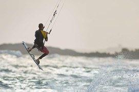 Kite Surfing - Visit Wales.